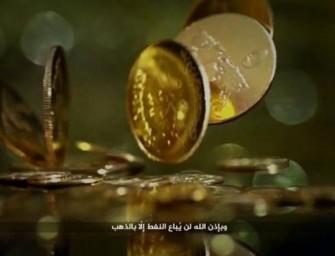 Estado Islâmico mostra produção de moeda própria e promete 'surto financeiro' nos EUA